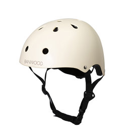 BANWOOD Helm - Creme matt