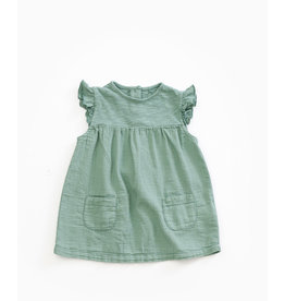 "PLAY UP Kleid ""Combi Dress"", bottle"