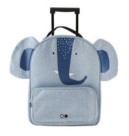 TRIXIE BABY Koffer Travel Trolley - Mrs. Elephant