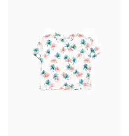 "PLAY UP T-Shirt ""Printed Jersey"" pearl"