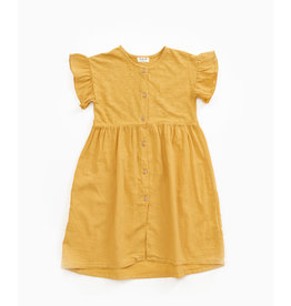 "PLAY UP Kleid ""Mixed Dress"", sea almond"