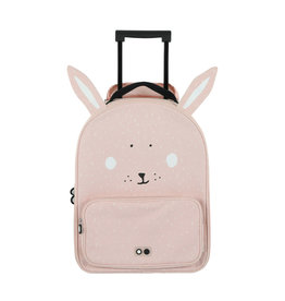 TRIXIE BABY Koffer Travel Trolley - Mrs. Rabbit
