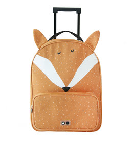 TRIXIE BABY Koffer Travel Trolley - Mr. Fox