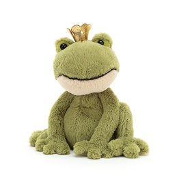 JELLYCAT Felipe Frog Prince - Froschkönig