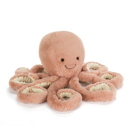 JELLYCAT Odell Octopus -  Small
