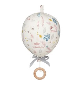 CAM CAM COPENHAGEN Spieluhr Balloon 'Pressed Leaves Rose'