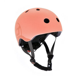 SCOOT AND RIDE Helm S-M 'Peach'