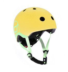 SCOOT AND RIDE Helm XXS-S 'Lemon'