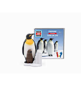 TONIES WAS IST WAS  -  Pinguine/Tiere im Zoo