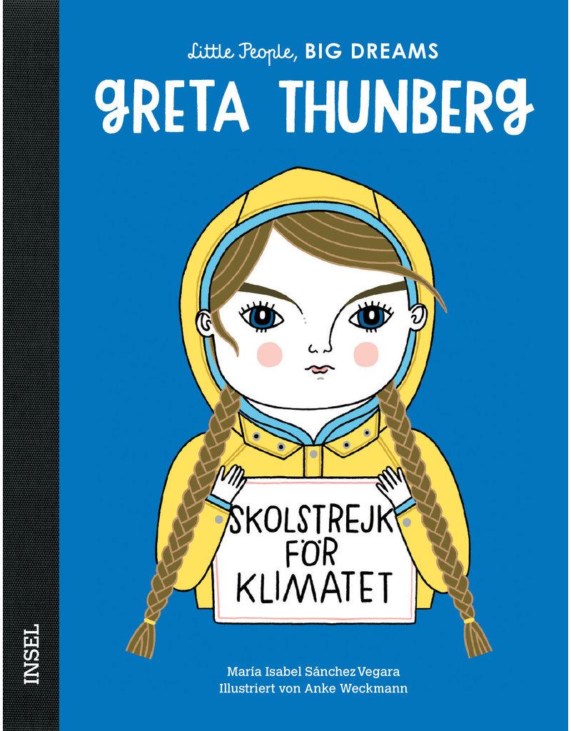 LITTLE PEOPLE - BIG DREAMS Greta Thunberg