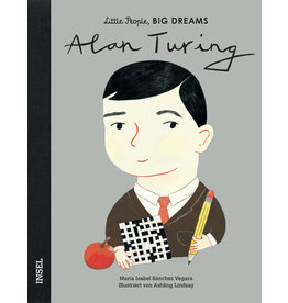 LITTLE PEOPLE - BIG DREAMS Alan Turing