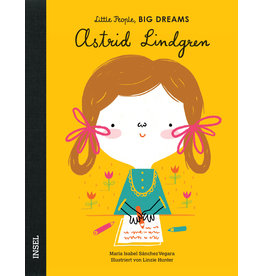 LITTLE PEOPLE - BIG DREAMS Astrid Lindgren