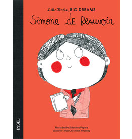 LITTLE PEOPLE - BIG DREAMS Simone de Beauvoir