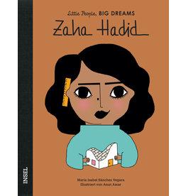 LITTLE PEOPLE - BIG DREAMS Zaha Hadid