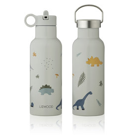 LIEWOOD Trinkflasche 'Neo' Dino dove blue mix