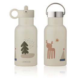 LIEWOOD Trinkflasche 'Anker' Holiday mix