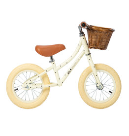 BANWOOD First GO! Balance Bike BONTON R Creme