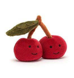 JELLYCAT Fabulous Fruit Cherry 'Kirsche'