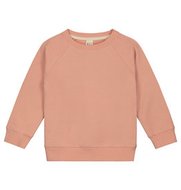 GRAY LABEL Sweatshirt 'Crewneck Sweater' Rustic Clay