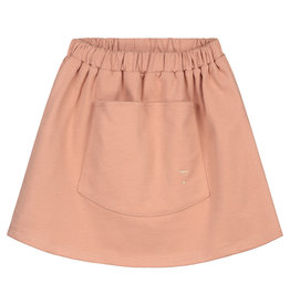 GRAY LABEL Rock 'Front Pocket Skirt' Rustic Clay