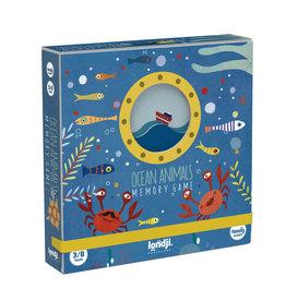 LONDJI Ocean Animals Memo