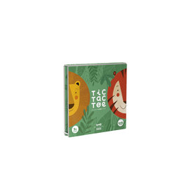 LONDJI Lion & Tiger Tic Tac Toe