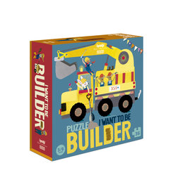 LONDJI Puzzle 'I want to be... builder'