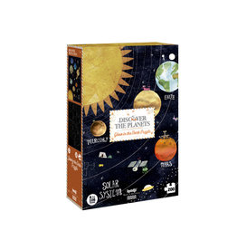 LONDJI Puzzle 'Discover the planets'