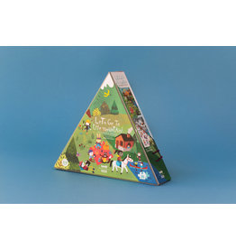 LONDJI Puzzle 'Let's go to the mountain'
