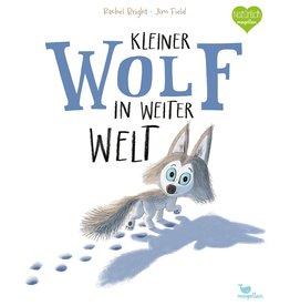 MAGELLAN Kleiner Wolf in weiter Welt