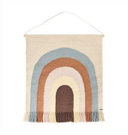 OYOY Wandteppich 'Follow the Rainbow' Multi