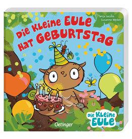 OETINGER Die kleine Eule hat Geburtstag