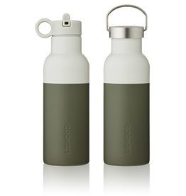 LIEWOOD Trinkflasche 'Neo' Hunter green/dove blue mix