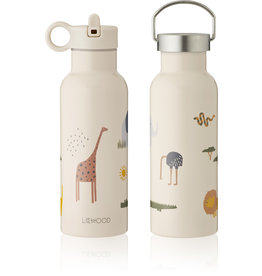 LIEWOOD Trinkflasche 'Neo' Safari sandy mix
