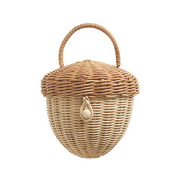 OLLI ELLA Tasche 'Acorn Bag' Natural