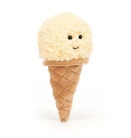 JELLYCAT Eistüte 'Irresistible Ice Cream' Vanilla