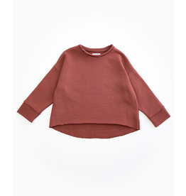 PLAY UP Pullover 'Fleece Sweater' TAKULA