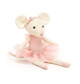 JELLYCAT Maus 'Pirouette Mouse Candy'