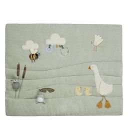 LITTLE DUTCH Laufgitter-Einlage 'Little Goose' mint