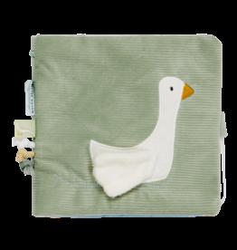 LITTLE DUTCH Stoffbuch mit Aktivitäten 'Little Goose' Kleine Gans
