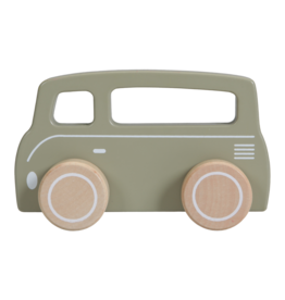 LITTLE DUTCH Holz Bus 'Olive'