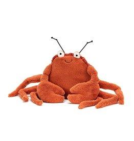 JELLYCAT Krabbe 'Crispin Crab' Small