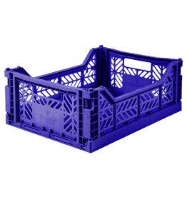AY-KASA Klappbox 'Sax Blue' medium
