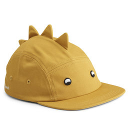 LIEWOOD Cap 'Rory' Dino yellow mellow