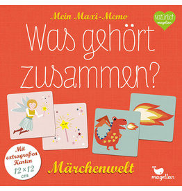 MAGELLAN Mein Maxi-Memo 'Märchenwelt' Was gehört zusammen?