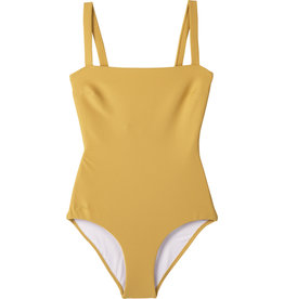 LIEWOOD Mommy Badeanzug 'Patricia' Structure Yellow mellow