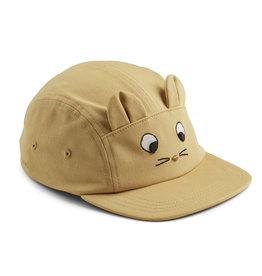 LIEWOOD Cap 'Rory' Mouse wheat yellow