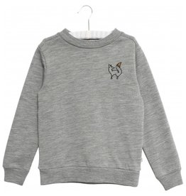 WHEAT Sweatshirt Wool 'Fox'