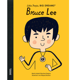 LITTLE PEOPLE - BIG DREAMS Bruce Lee