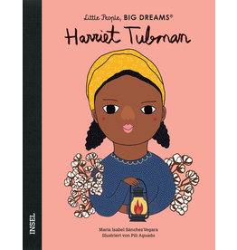 LITTLE PEOPLE - BIG DREAMS Harriet Tubman